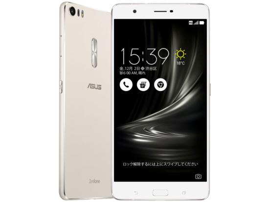 ZenFone3 Ultra