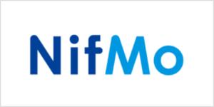 nifmoのロゴ