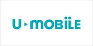 Uモバイルのロゴ