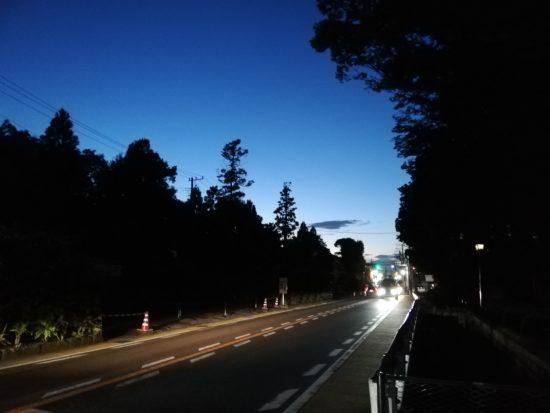 HUAWEI P20 liteの夜景撮影3