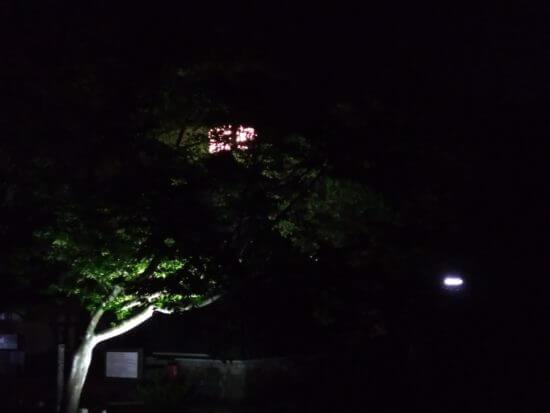 zenfon4maxの夜景