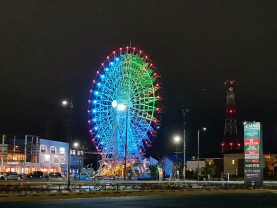 zenfone5zのカメラ撮影 夜景3
