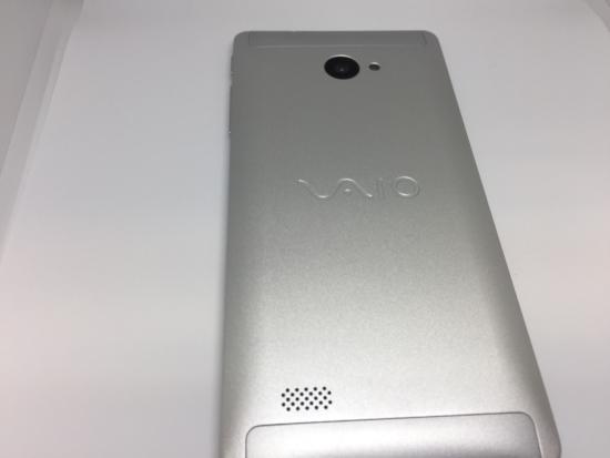 VAIO Phone A 背面