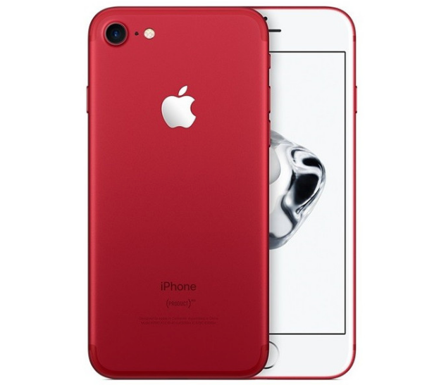 iPhone7red