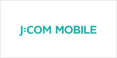 jcomモバイルのロゴ