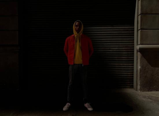 iPhone xsの暗所撮影