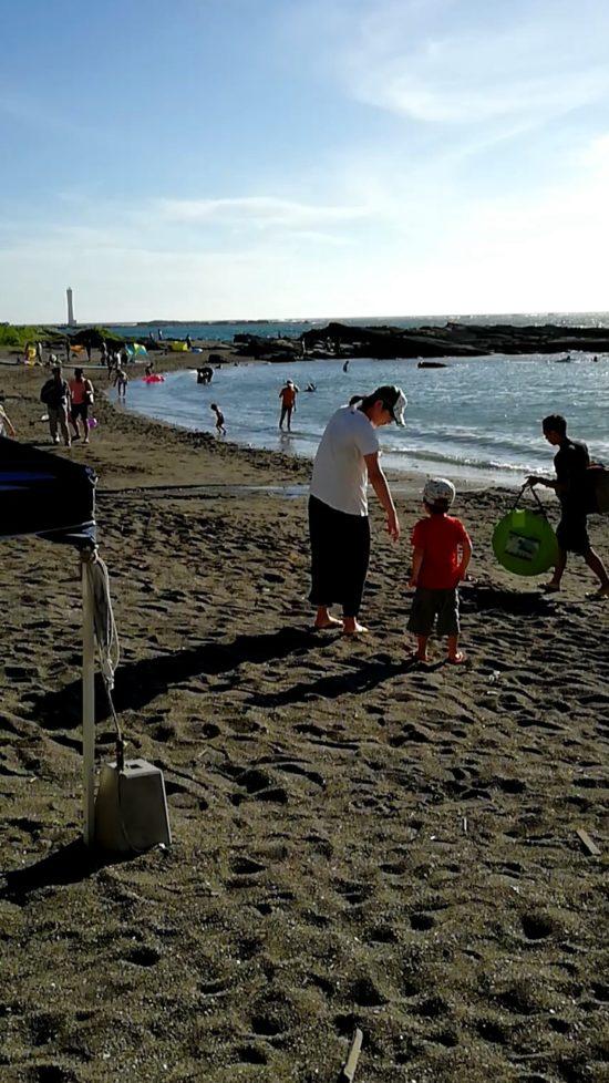 HUAWEI nova lite2で海を撮影2
