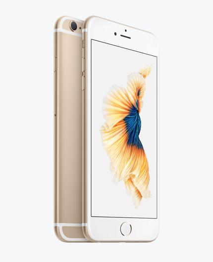 iPhone 6s ゴールド