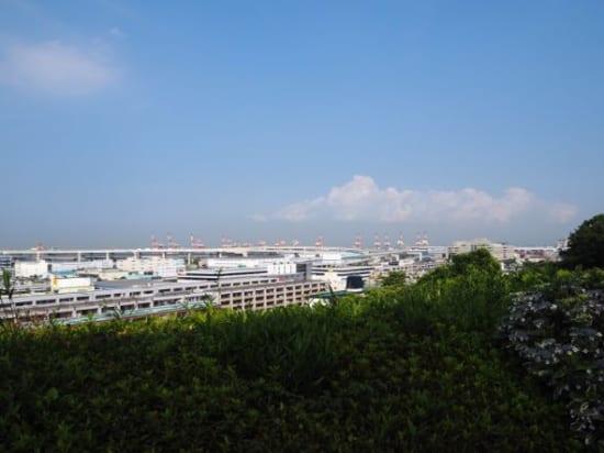 港の見える丘公園の展望エリア3