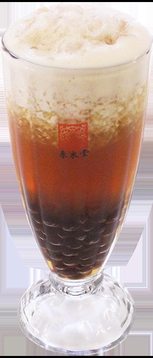 タピオカ紅茶