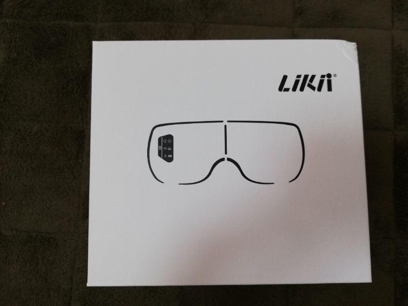 LIKII アイマッサージャーの外箱