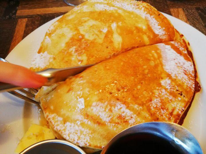 バターミルクパンケーキ3