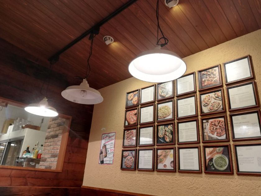 チーズカフェ2の店内4