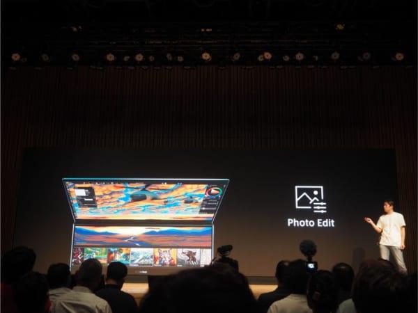 ZenBook Pro Duoの紹介4