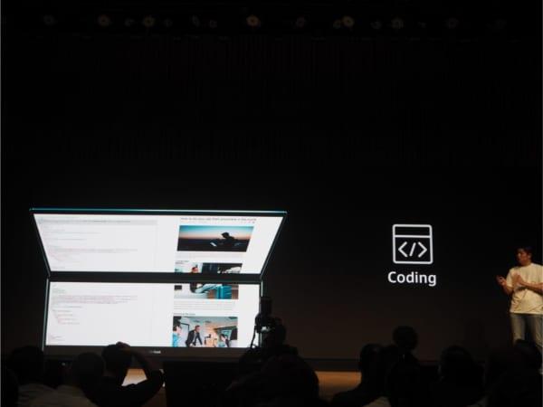 ZenBook Pro Duoの紹介5