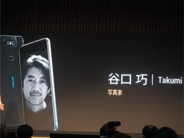 zenfone6のカメラ機能
