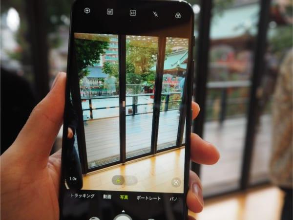zenfone6のカメラ性能