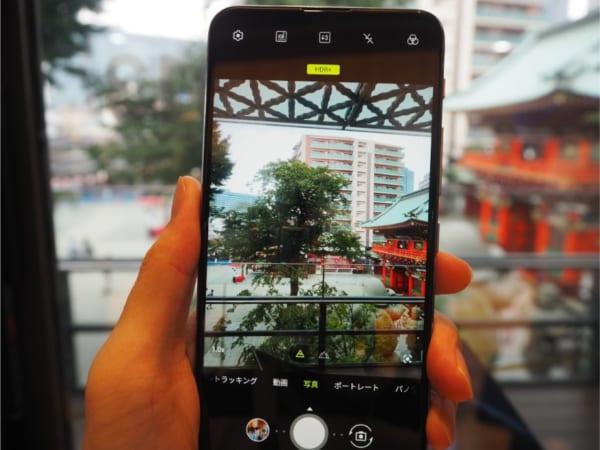 zenfone6のカメラ性能3