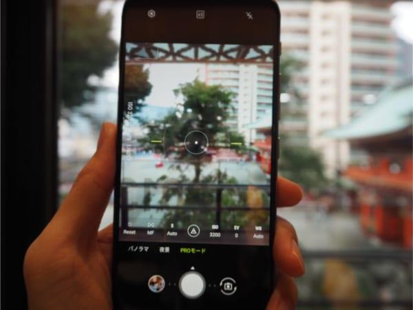 zenfone6のカメラ性能4
