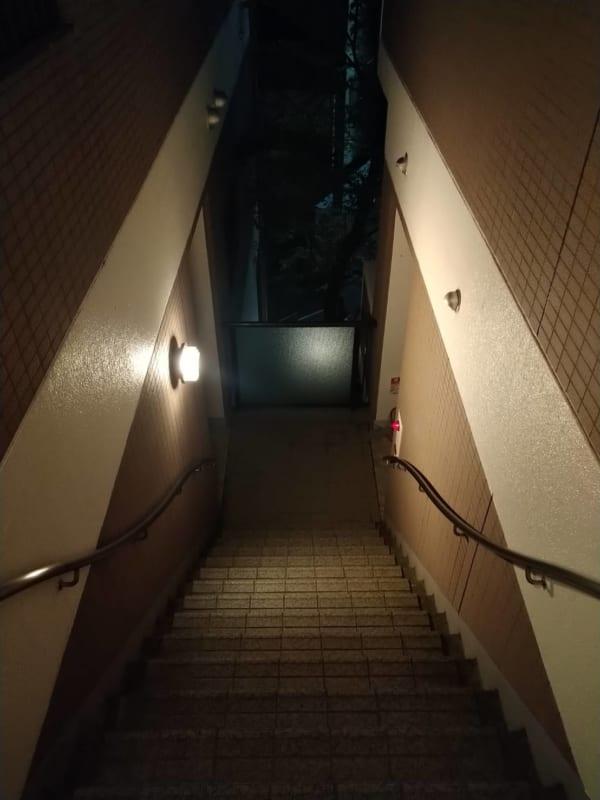 Xperiaの写真 夜の撮影4