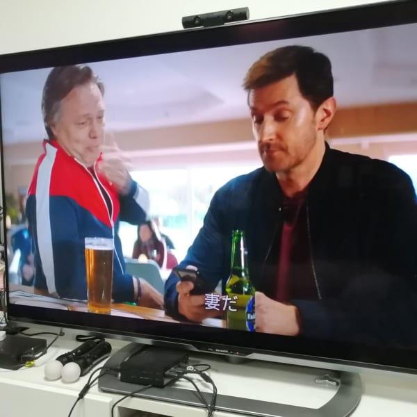 テレビでNetflix
